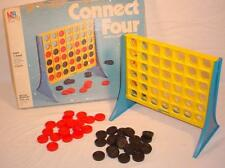 1979 MILTON BRADLEY GAME CONNECT FOUR VERTICAL CHECKERS GAME MADE IN THE USA