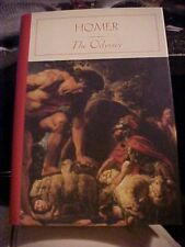 2003 BOOK, HOMER THE ODYSSEY Barnes and Noble Classics