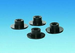 Awning Pole Feet Will Fit Any Awning Pole Size, Pack of 4