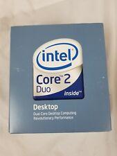 Intel Core 2 Duo E6600 2.4GHz 775 FSB 1066MHz Conroe L2 4MB BX80557E6600 SL9ZL