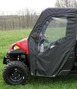 2015-19 Polaris Ranger 500 | 570 | ETX | EV Mid Size Soft Full Doors by GCL