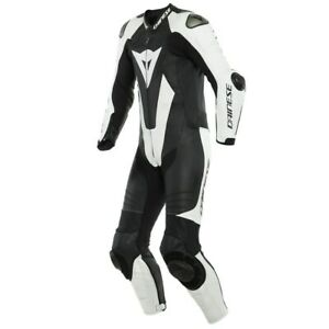 Dainese One-Piece Sprotliche Leather Suit Laguna Seca 5 From Perforated Leather