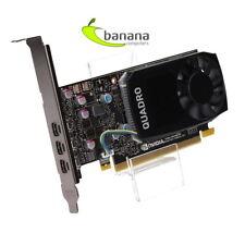 Dell NVidia Quadro P400 2GB Graphics Card ,DPN:F2NVH, Full Height F/H Dell Pull
