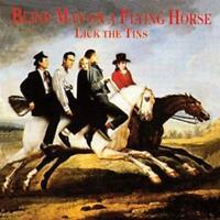 LICK THE TINS - BLIND MAN ON A FLYING HORSE (New & Sealed) Folk Celtic Rock CD