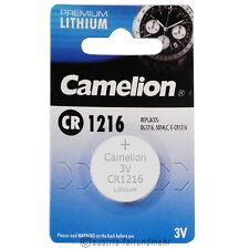 """""""2x CR1216 PREMIUM Lithium Knopfzelle 3Volt CAMELION"""