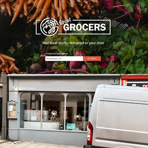 Established multi-vendor e-commerce website and grocery delivery service company