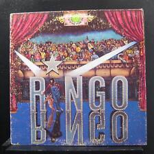 Ringo Starr - Ringo LP VG SWAL-3413 Apple 1973 USA w/Book Vinyl Record