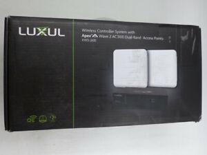 LUXUL XWS-2610 HIGH OUTPUT POWER AC3100 WIRELESS CONTROL SYSTEM