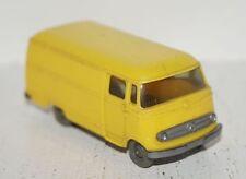 Wiking Mercedes-Benz L319 Bus gelb 60er Jahre 1:87