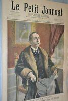 Le petit journal supplément illustré / 9 janvier 1898 / Prince Ouroussof