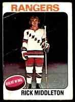 1975-76 Topps Rick Middleton #37