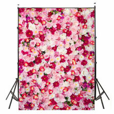 3x5ft Romantic Flower Valentine's Day Background Photography Studio Backdrop