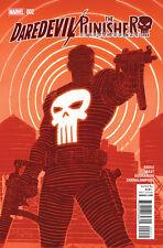 Daredevil/Punisher (2016) #2 VF/NM