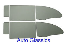 1955 1956 1957 Chevrolet Bel Air 240 Series 2dr Hardtop Side Glass Chevy Windows