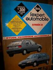Citroën ZX - 1.1 1.4 1.6 1.9 - 1.9D Turbo D : revue technique EA 300