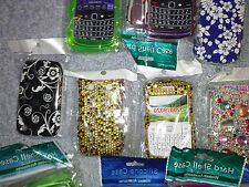 Blackberry Bold 9700/8520, iPhone 3,4,5 and more Bulk, lot of case covers.