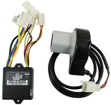 Razor E100 E125 E150 E175 eSpark E2 Trikke Throttle & Controller Electrical Kit
