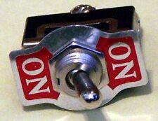 Toggle Switch Spdt On/On 20 Amp @ 125 Vac K102