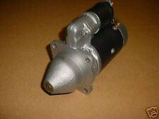 SL124 Perkins 4-108 4-203 & Lister Starter Motor