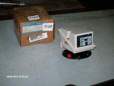 """Ashcroft Pressure Switch P/N LDSN4GB25 XK3 125/250/480 VAC 125 VDC 30"""" H2O (NIB)"""