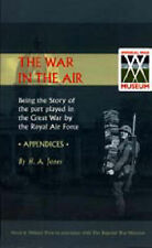 The War in the Air: Appendices: Official History by H.A. Jones (Paperback, 2002)