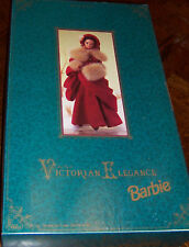 Reduced! 1st Special Edition Victorian Elegance Barbie Doll Nrfb