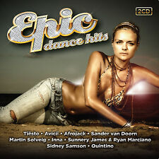 V/a - Epic Dance Hits 2-cd  ( Tiesto, Solveig, Afrojack, R.I.O., Inna )