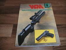 WAFFEN-MARKT (Waffenmarkt) WM  JAHRBUCH  9 / 1993 -- für Jäger und Schützen