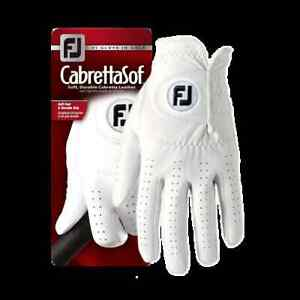 Footjoy Cabretta - Sof Mens Golf Glove Choice of Sizes