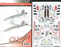 CAM PRO 1/48 Boeing F/A-18E Super Hornet # 4816