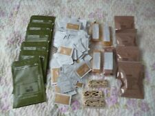 BRITISH/POLISH RATION PACK BITS AND PIECES.