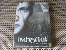 DVD Steelbook: Immortal : Italian Release With English Sound Sealed Region 2 PAL
