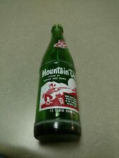 12 Oz. Hillbilly Mountain Dew Bottle Filled By Ronny And Royce