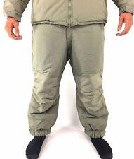 Militar Pantalones aislados Primaloft clima frío extremo Gen III Pantalones de nivel 7