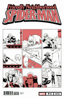 Friendly Neighborhood Spider-Man #4 (Marvel 2019) Nao Fuji Cat Variant