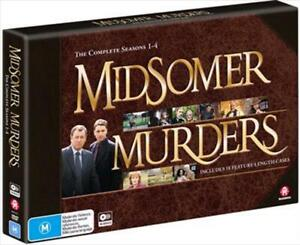 Midsomer Murders - Season 1-4 - Limited Edition | Collection DVD