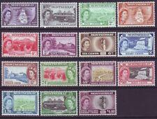 Montserrat 1953 SC 128-142 MH Set