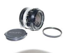 Nikon Nikkor-N 1:2.8, 24mm Nikon F Mount Non-Ai Lens~Excellent Condition