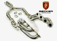 Becker Long Tube Header For 2003-2006 Mercedes Benz E55 CLS55 AMG M113