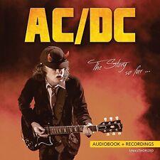 AC/DC - THE STORY SO FAR-UNAUTHORIZED   CD NEU