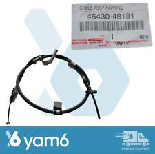 GENUINE NEW LEXUS RX400H LH PARKING CABLE 46430-48181
