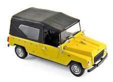 Norev 1/43: 510953 Renault Rodeo (1972), gelb/schwarz
