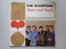 THE SCORPIONS - SWEET AND LOVELY  - LP