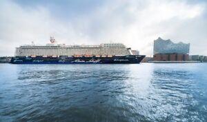 TUI Cruises Kreuzfahrt Gutschein über 5% des Reisepreises  für alle Reisen !