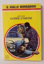 L54> Il giallo Mondadori n.2042 Anno 1988 Morire d'amore