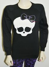 New - GIRLS TEENAGERS MONSTER HIGH JUMPER / SWEATER - Size: 12