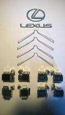 Lexus GS GS300 GS430 Toyota Aristo 98-05 FRONT Brake Pad Disc Spring Fitting Kit