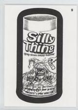 2013 Topps Wacky Packages All-New Series 11 Coloring Cards #9 Silly Thing 0j6