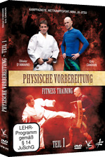 Physische Vorbereitung Fitness Training für Kampfsportler Vol.1 DVD Ju-Jitsu MMA