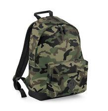 ZAINO MIMETICO MILITARE esercito softair jungle camo CAMOUFLAGE BACKPACK 18 lt